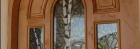 Lara Custom Cabinets - Front Door